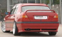 Rieger tuning Spoiler pod zadní nárazník Mercedes Třída C W202