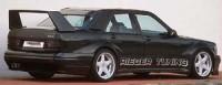 Rieger tuning Zadní křdlo EVO III Mercedes 190 W201