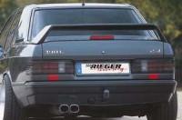 Rieger tuning Zadní křdlo Infinity Mercedes 190 W201