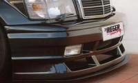 Rieger tuning Přední nárazník GTS Mercedes 190 W201