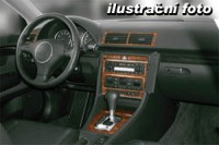 Decor interiéru Mercedes-Benz C-Klasse -pouze pro Esprit a Sport/ bez klimatizace rok výroby 05.93 - 08.1995 -16 dílů přístrojova deska/ středová konsola