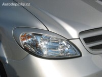 LESTER mračítka předních světlometů Mercedes Vito -- rok výroby 2003-2009