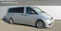 LESTER prahové nástavce Mercedes Vito -- rok výroby 2003-09