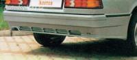 LESTER zadní nárazník Mercedes 190 W201 -- do roku výroby -88
