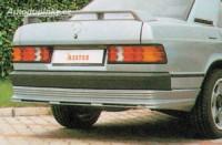 LESTER zadní spoiler pod nárazník Mercedes 190 W201 -- do roku výroby -88