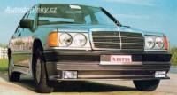LESTER přední spoiler se světlomety Mercedes 190 W201 -- do roku výroby -88