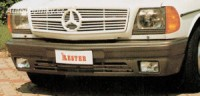 LESTER přední nárazník se světlomety Mercedes 200 W123