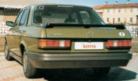 LESTER zadní nárazník Mercedes 200 W123