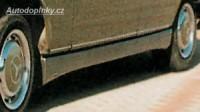 LESTER prahové nástavce Mercedes 200 W123 (ne pro CE)