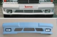 LESTER přední nárazník se světlomety Mercedes 200/300 W124 -- rok výroby 84-93