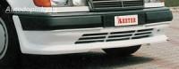LESTER přední spoiler Mercedes 200/300 W124 -- do roku výroby -89