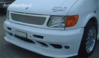 LESTER přední maska s hliníkovou mřížkou Mercedes Vito -- do roku výroby -2003